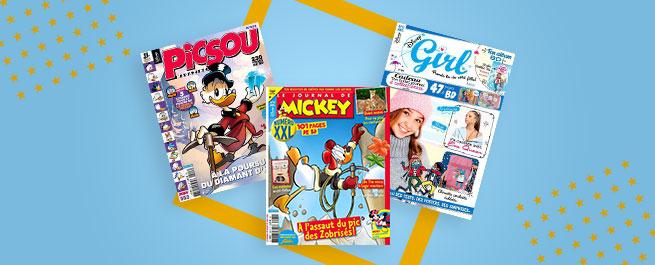 Magazines Disney